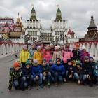 Ученики 3кл. в Измайловском кремле
