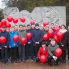 Участие в митинге, посвящённом Дню памяти Подольских Курсантов
